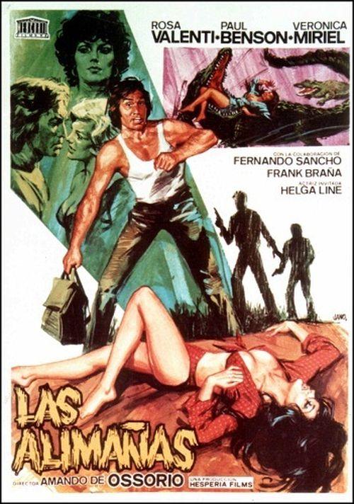 Las Alimanas movie