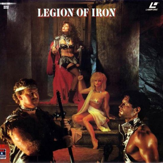 Legion of Iron movie