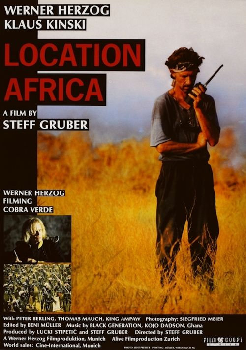 Location Africa movie