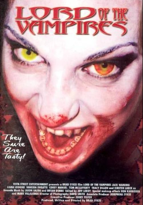Lord of the Vampires movie