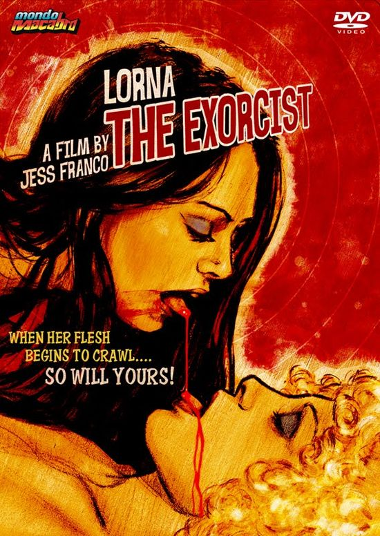 Lorna The Exorcist movie