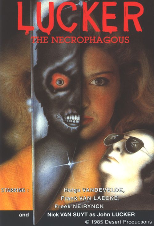 Lucker the Necrophagous movie