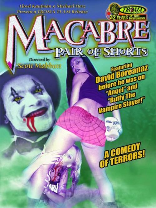 Macabre pair of shorts movie