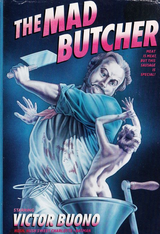 The mad butcher movie
