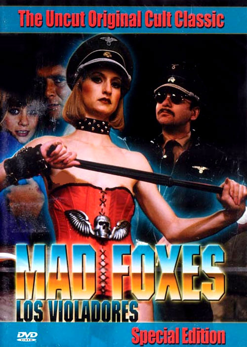 Mad Foxes movie