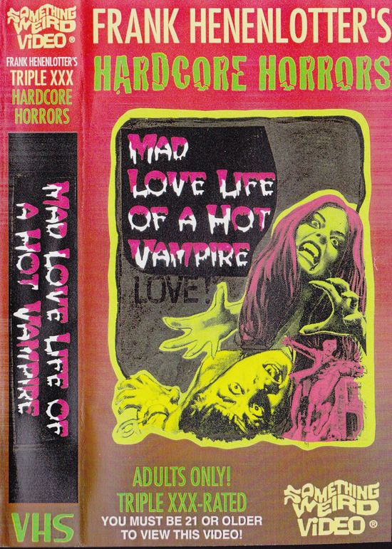Mad Love Life of a Hot Vampire movie