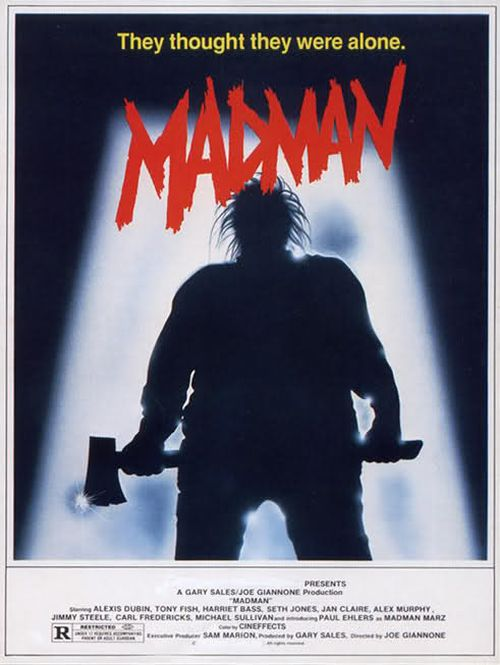 Madman movie