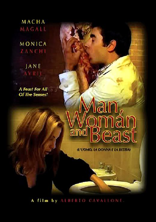 Man, Woman and Beast movie