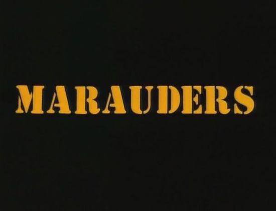 Marauders movie