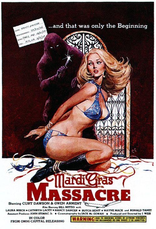 Mardi Gras Massacre movie