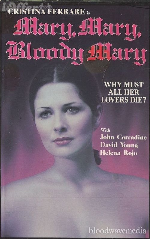 Mary, Mary, Bloody Mary movie