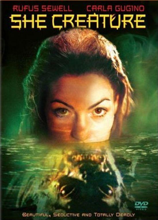 Mermaid Chronicles Part 1: She Creature movie