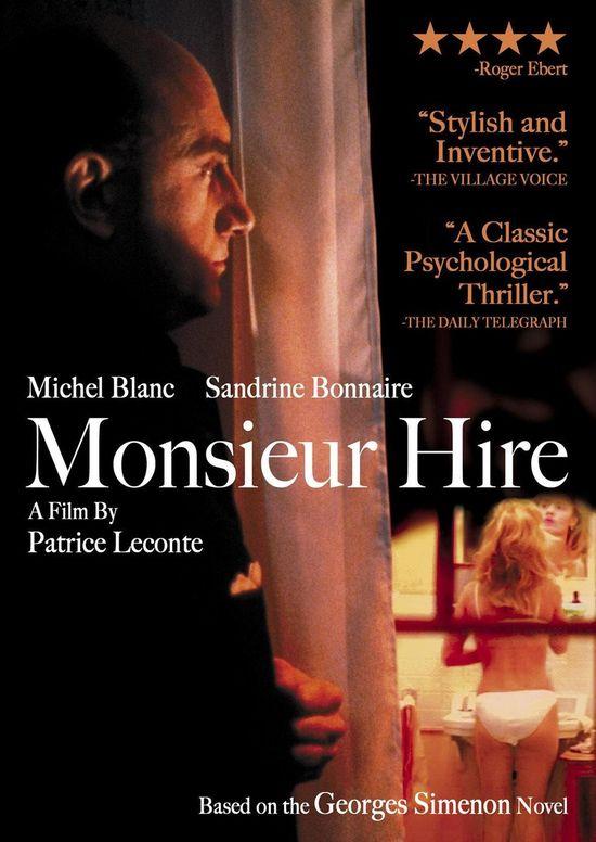 Monsieur Hire movie