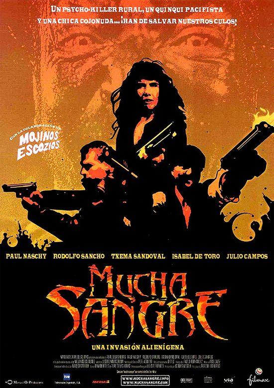 Mucha Sangre movie