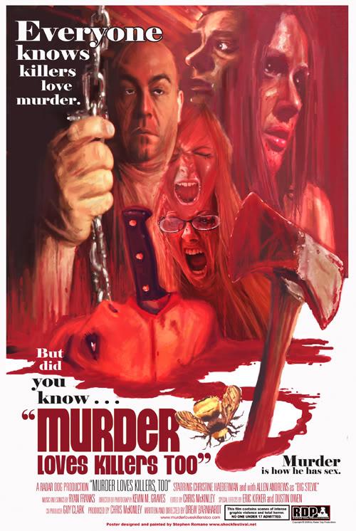 Murder Loves Killers Too movie