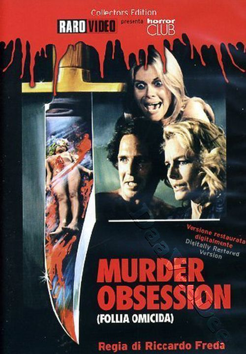 Murder Obsession movie