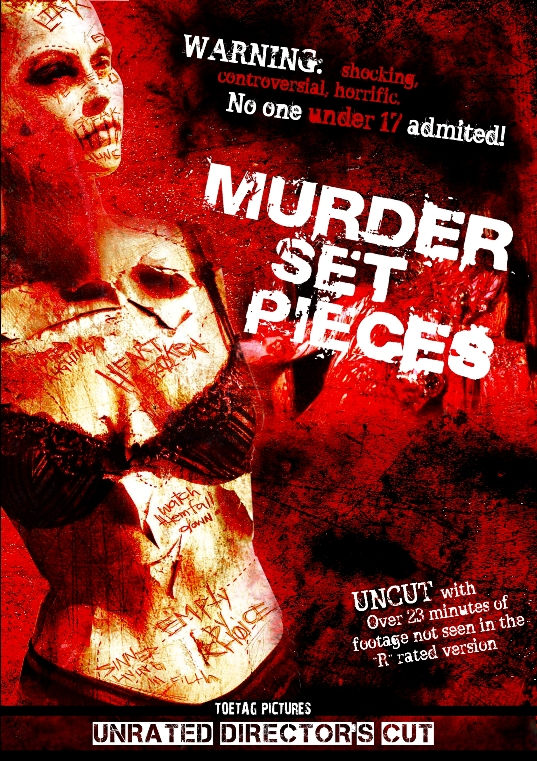 Murder Set Pieces movie