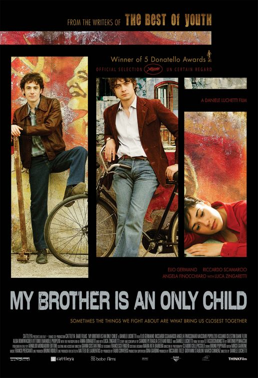 My Brother Is An Only Child movie