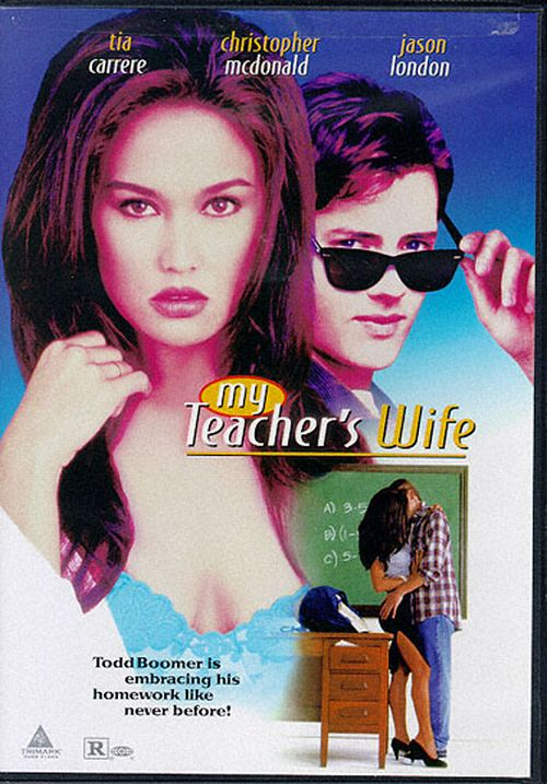 My Teacher's Wife movie