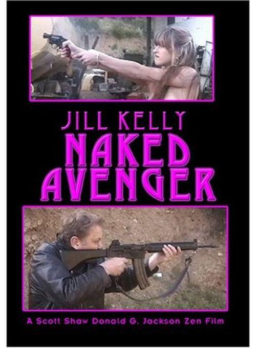 Naked Avenger movie