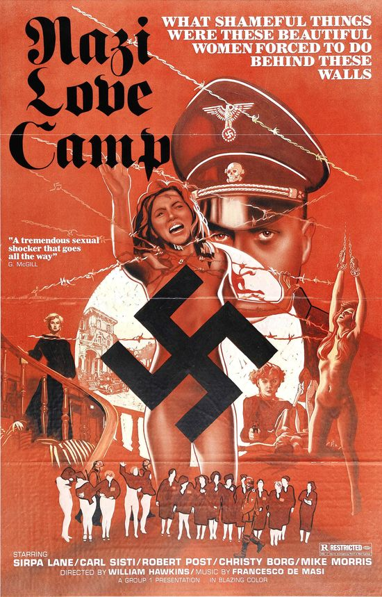Nazi Love Camp 27 movie