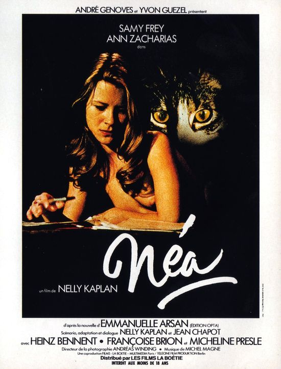 Nea - A Young Emmanuelle movie