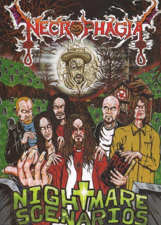 Necrophagia: Nightmare Scenerios movie