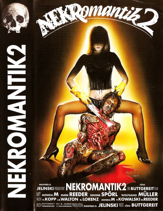 Nekromantik 2 movie