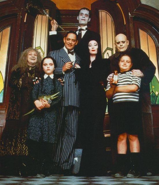 "New Addams Family ""Wednesday Leaves Home"" movie"