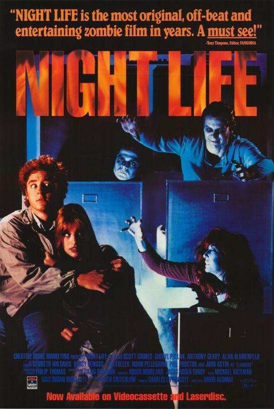 Night Life movie