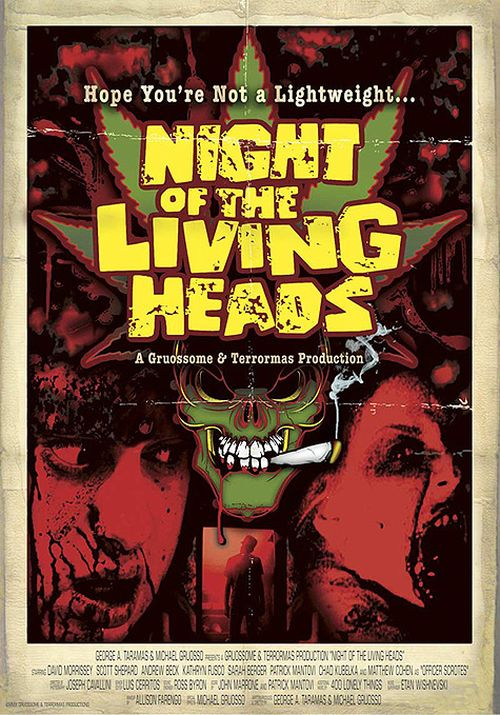 Night of the Living Heads movie
