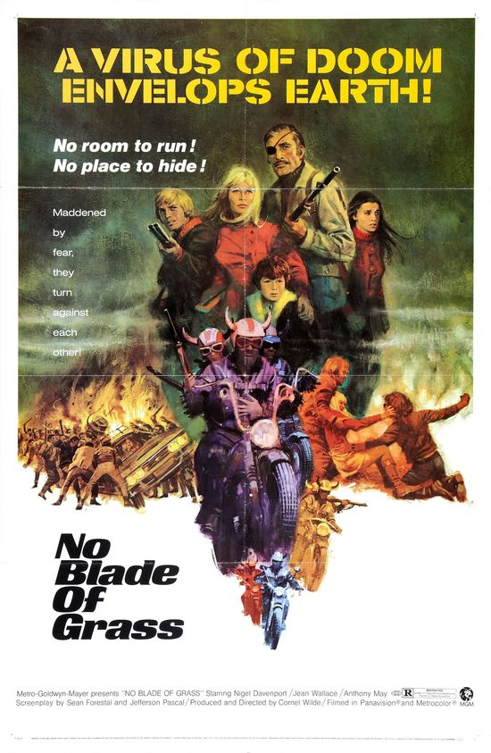 No Blade of Grass movie