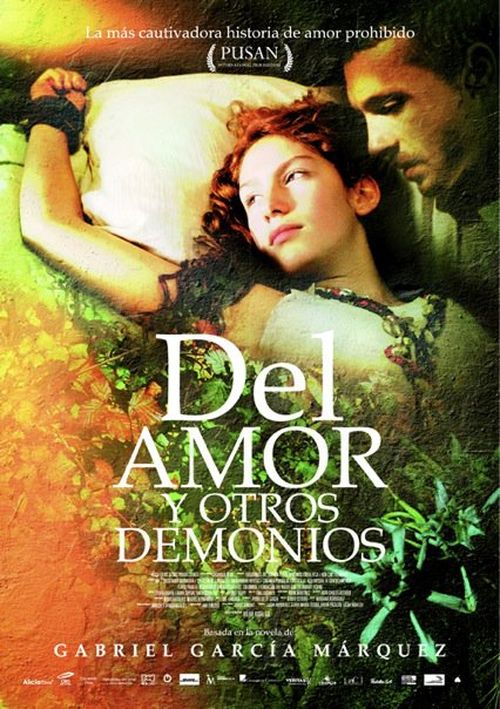 Of Love and Other Demons movie