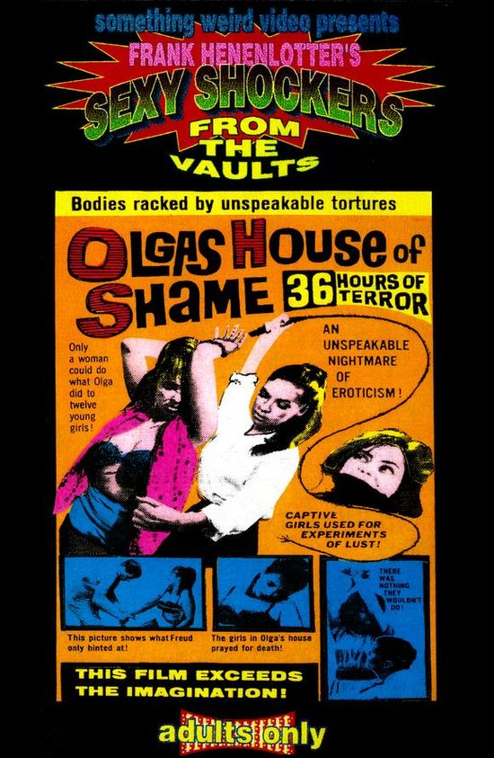 Olga's House Of Shame movie