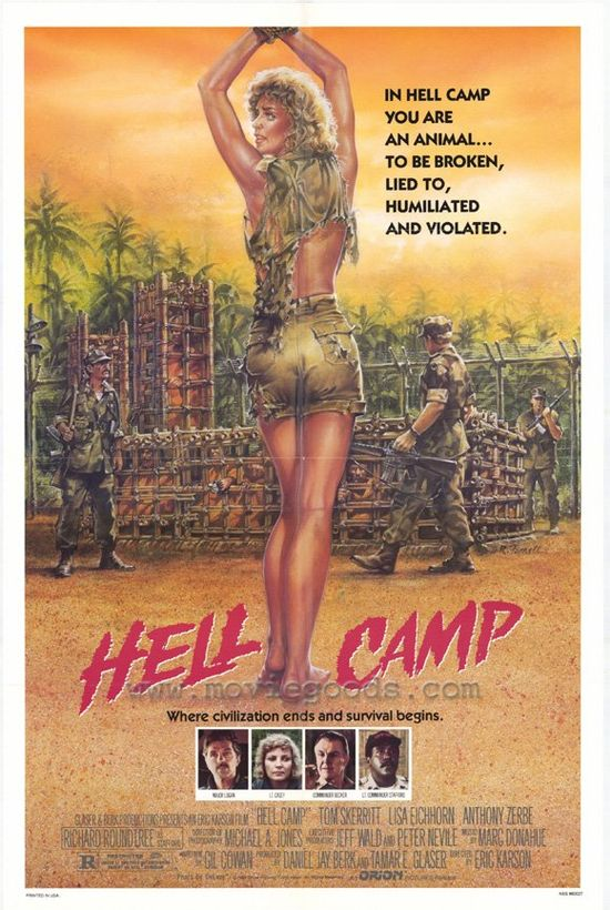 Opposing Force (Hell Camp) movie