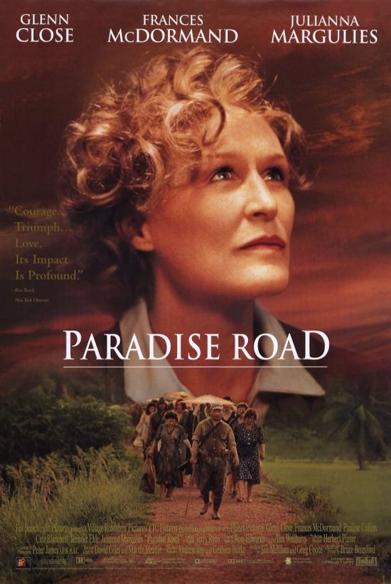 Paradise Road movie