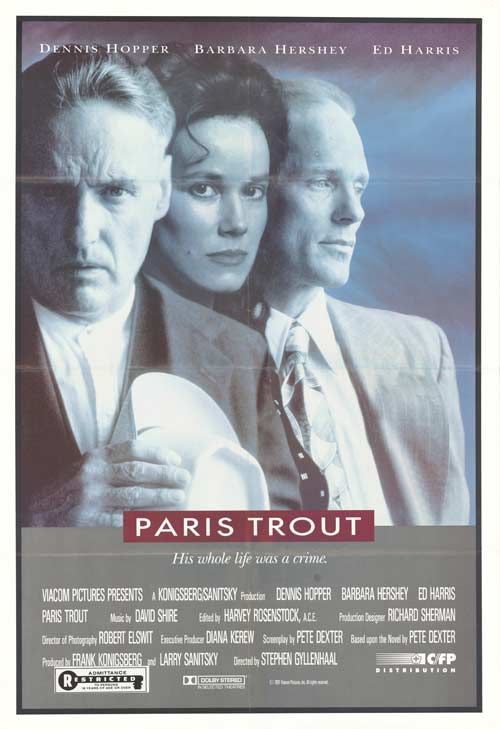 Paris Trout movie