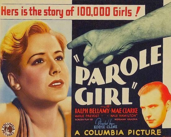 Parole Girl movie