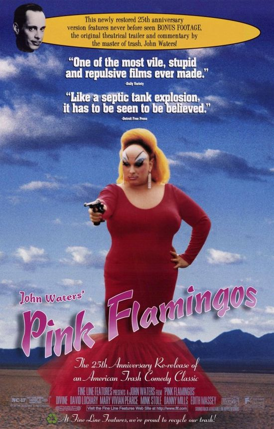 Pink Flamingos movie