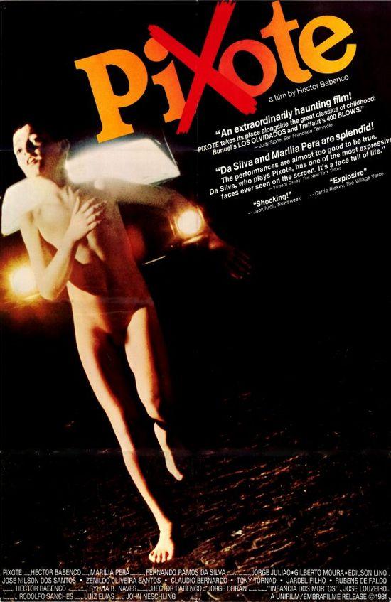 Pixote movie