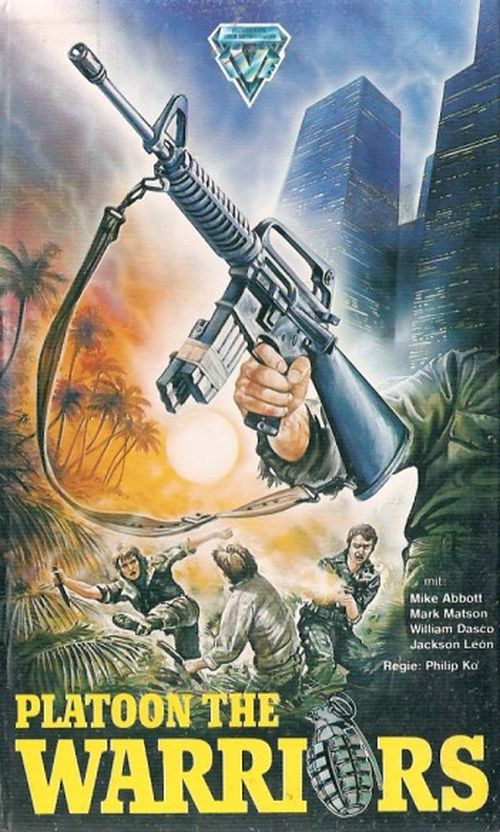 Platoon Warriors movie