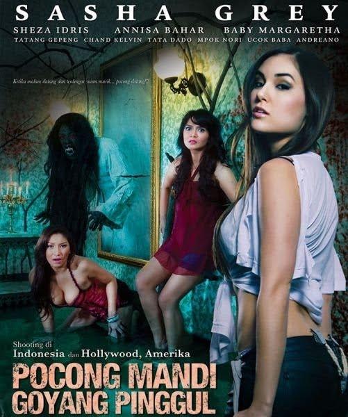Pocong mandi goyang pinggul movie