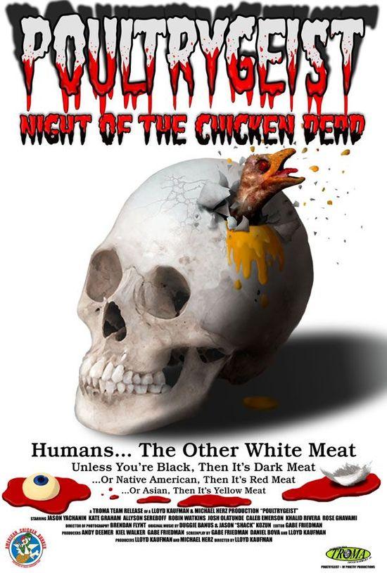 Poultrygeist: Night of the Chicken Dead movie