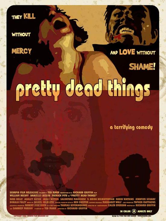 Pretty Dead Things movie