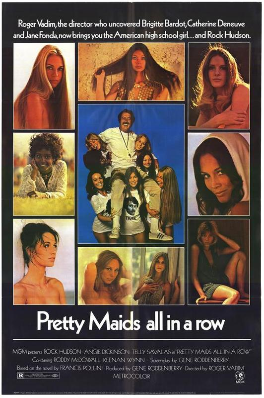 Pretty Maids All in a Row movie