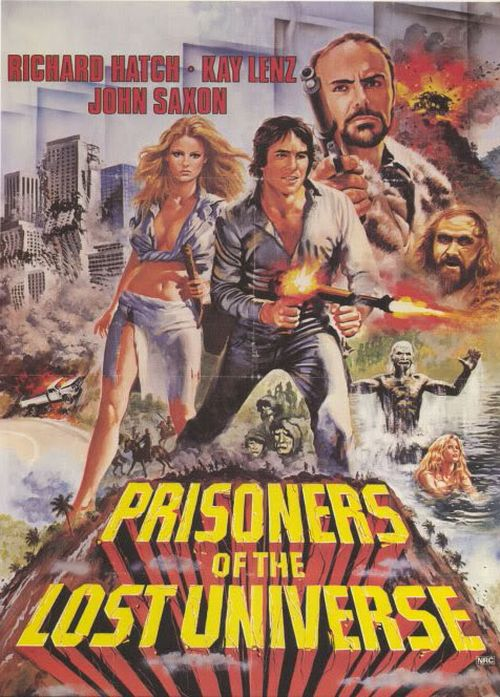 Prisoners of the Lost Universe movie