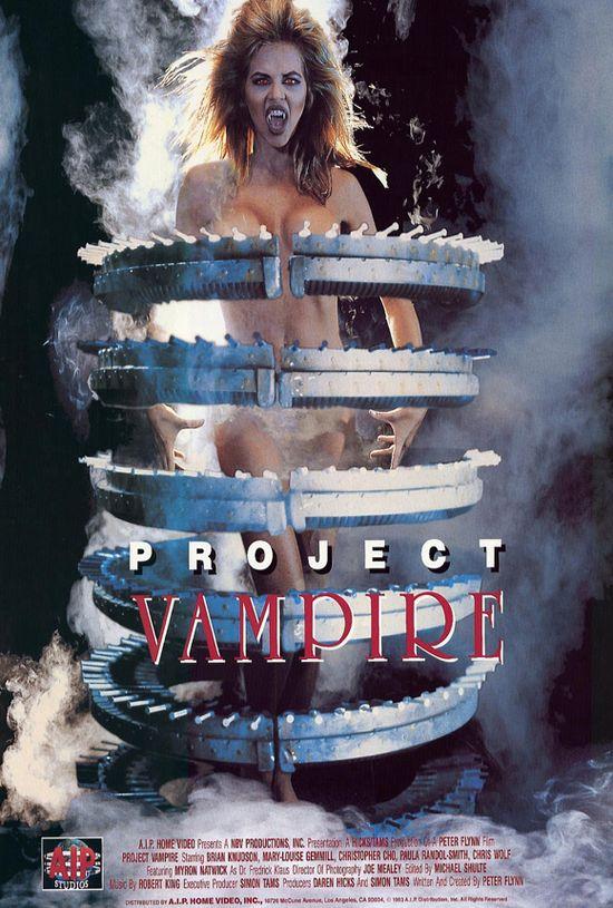 Project Vampire movie