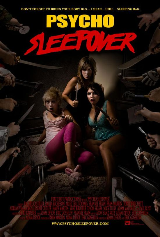 Psycho Sleepover movie