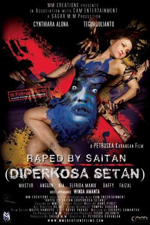 Raped by Saitan movie