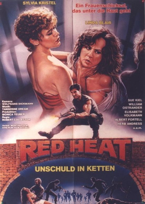 Red Heat movie